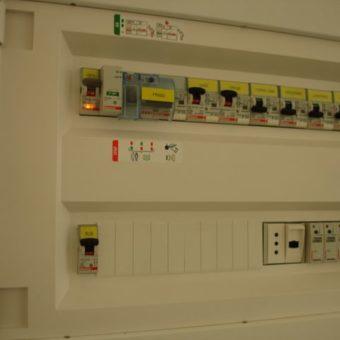 Quadro Elettrico Flatwall