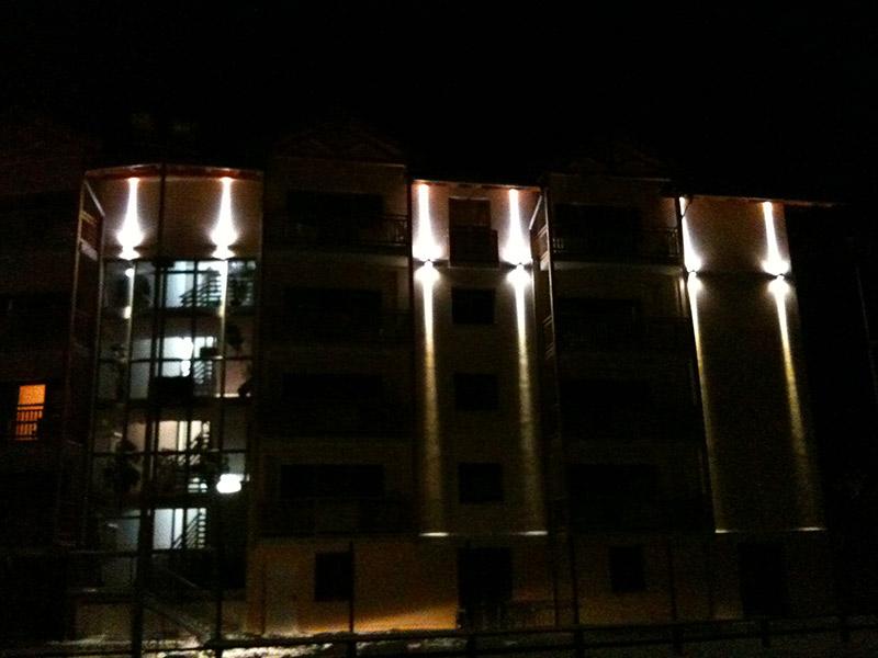 Hotel i p r impianti elettrici e tecnologici a terlago