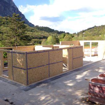 Casa in Legno Loc. Le Vallene